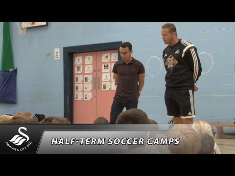 Swans TV - Half-term Soccer Camps