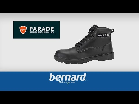 Chaussures de sécurité Kansas Parade - Bernard
