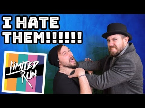 Limited Run Games - Does Limited Run Mean Limited Fun !? - Top Hat Chat