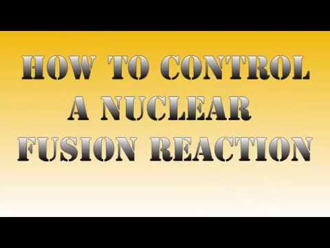 How to control a nuclear reaction - Physics Made Fun