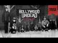 Hollywood Undead - Ghost [Lyrics Video]