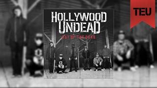 Hollywood Undead Ghost Lyrics Video