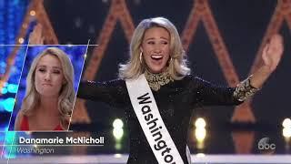 Miss WA TOP 15 MISS AMERICA HIGHLIGHTS