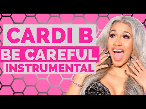 Cardi B - Be Careful (Instrumental / Beat)