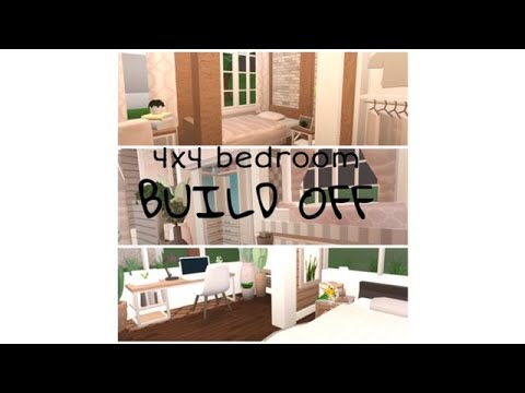 Bloxburg i4x4 BEDROOMi BUILD OFF OliveArmy YouTube