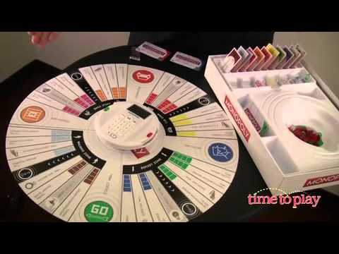 Monopoly Revolution Edition From Hasbro Youtube