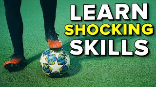 3 Football skills that will SHOCK YOUR FRIENDS!