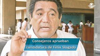 El registro de la candidatura del morenista fue aprobada por los consejeros del Instituto Electoral de Guerrero la noche del jueves 4 de marzo
