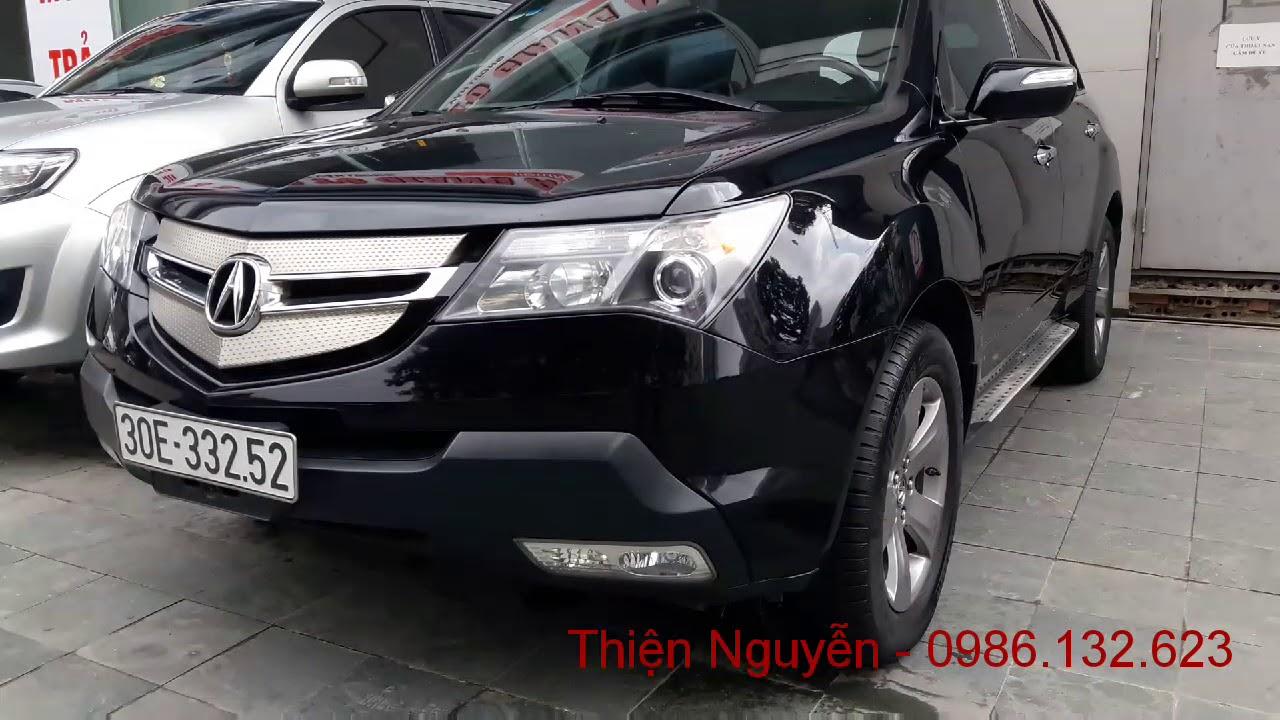 Xe sang giá hạt rẻ chỉ 760tr ,Honda Acura MDX SH-Awd 2009