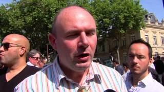 Société : blocage des taxis dans les Yvelines