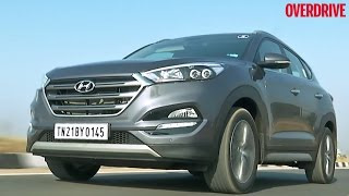 Hyundai Tucson - First Drive Review (India)