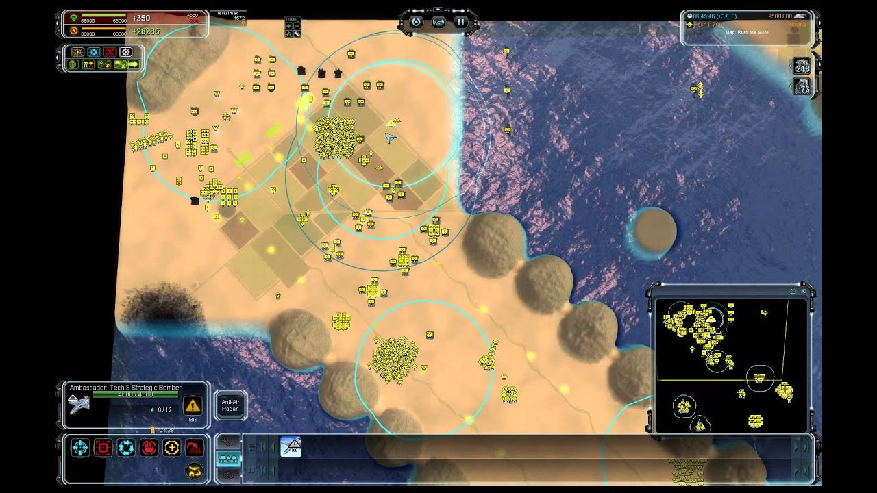 Tuto #2 : Factorys et build power - TUTORIAL SUPREME COMMANDER ...
