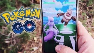 ¡PONGO a PRUEBA al Pokémon con MÁS PUNTOS de COMBATE de Pokémon GO! SLAKING vs MEWTWO [Keibron]