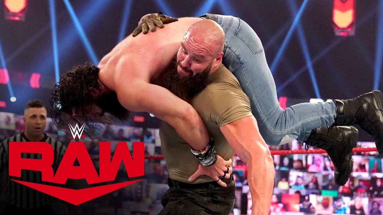 "WWE Adds ""Choo Choo"" Train Sound Effects To Braun Strowman Spot"