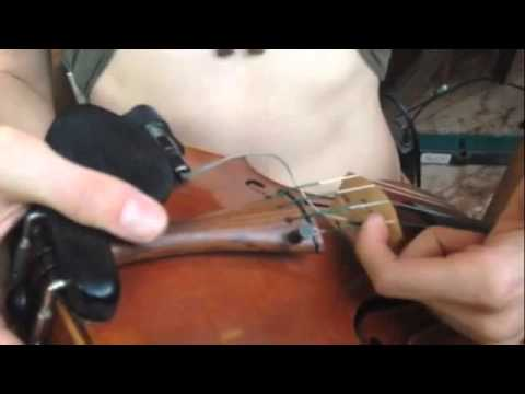 How to Amplify the Violin