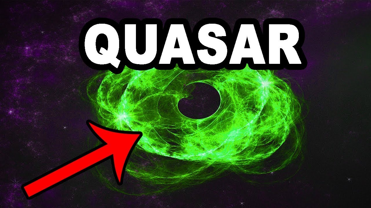 Quasar Meaning