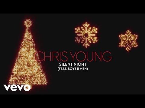 Chris Young - Silent Night (Audio) ft. Boyz II Men