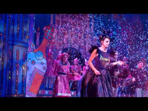 Yeovil pantomime