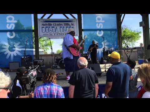 The Sights and Sounds of Juke Joint Fest in Clarksdale, Mississippi