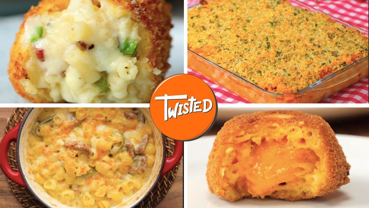 7 Ultimate Mac And Cheese Recipes | Twisted