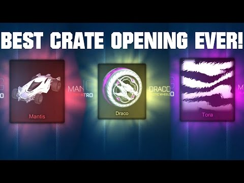 BEST NITRO CRATE CRATE OPENING EVER (TW MANTIS, PAINTED DRACO & 2 MD?!)