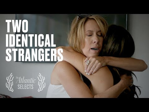"Inspired by the documentary ""Three Identical Strangers,"" Michele Mordkoff and Allison Kanter discover they are twins and have an emotional reunion on camera."