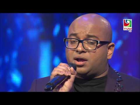 Maldivian Idol Gala Round | Moonu Burugaa - Dr. Shamrah