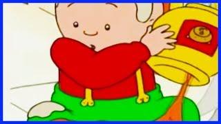 Caillou en Français -  Caillou et saleté   conte pour enfant     dessin animé complet en francais