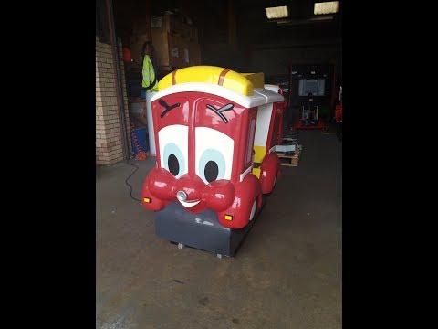 Finley the Fire Engine (Finley, el camioncito de bomberos)