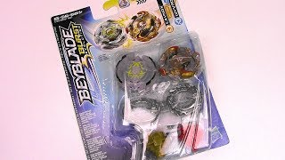 CAYNOX AND WYVRON W2 Beyblade Burst Dual Pack Tops