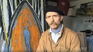 TateShots: Billy Childish  – Sound & Vision