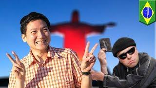 World Cup crime: mga Japanese na turista, tina-target ng mga magnanakaw sa Brazil!