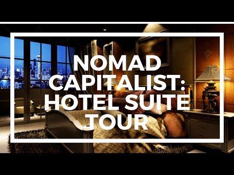 Epic Hotel Suite Tour at Nomad Capitalist Mastermind