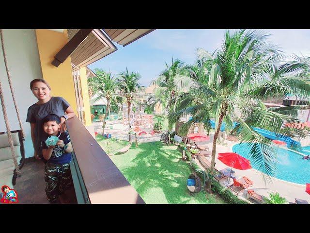 น้องบีม | เที่ยวเพชรบุรี โรงแรม Springfield at Sea Resort and Spa พักครั้งที่2 คลิปเต็ม