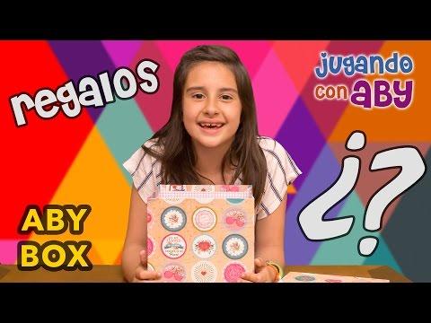 Aby Box. CAJA DE REGALOS Sorpresa. #04