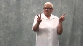 Black, Deaf & Female