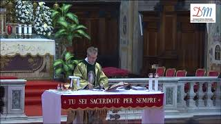 18 Novembre 2018 XXXIII Domenica Tempo Ordinario Anno B Santa Messa ore 1100 OMELIA