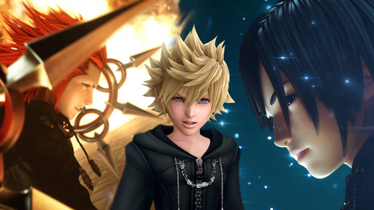 Kingdom Hearts 358 2 Days Pelicula Completa Sub Espanol Ps4 1080p 60fps Youtube