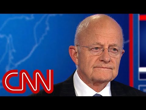 James Clapper: Why