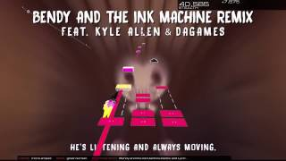 "The Living Tombstone (ft. DAGames & Kyle Allen) ""Bendy And The Ink Machine"" (Remix) 