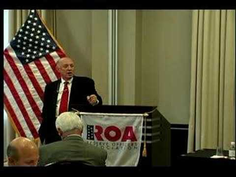 Part 2- James Woolsey Jr. former Director of the CIA
