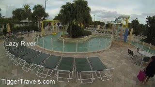 Holiday Inn Club Vacations Cape Canaveral Beach Resort - VIDEO WALKING TOUR