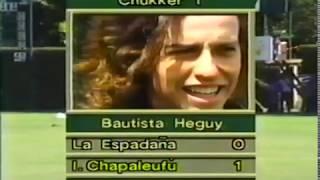 La Espadaña multicampeón vs. Chapa de los 4 Heguy: ¡el único partido de la historia!