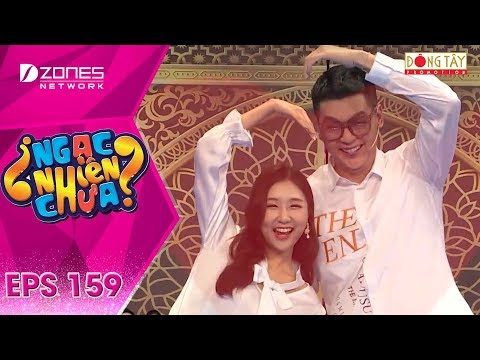 Ngạc Nhiên Chưa 2018 | Tập 159 Full HD: Nam Thư - Đại Nghĩa Bị Bỏ Xó Bếp Trước Khách Mới Jin Ju