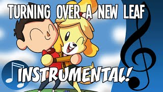 Turning Over a New Leaf - Instrumental by MandoPony | Animal Crossing