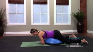 Pilates advanced workout with Ashley  - 60 Minutes
