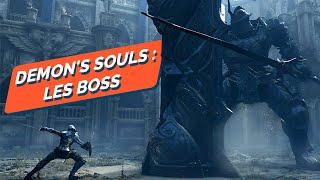 DEMON'S SOUL REMAKE : les 8 meilleurs boss en 4K sur PS5 !