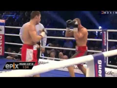 Boxkampf Abraham Stieglitz
