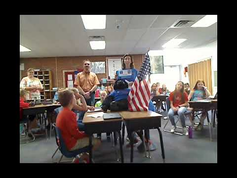 Lincoln School of Science and Technology Morning Announcements 9-20-19