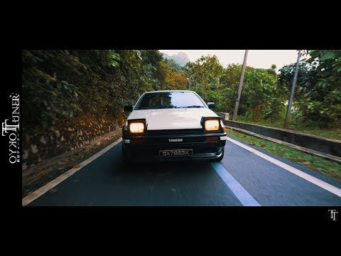 Retro Havoc World Tour: The AE86 That Could